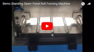 Bemo Panel / Standing Seam Machine